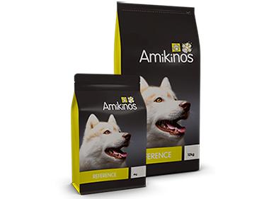 Avis sur les croquettes Amikinos Référence et Essential